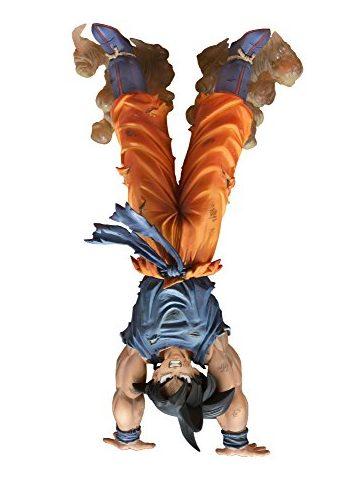 Handstand Songoku Figur